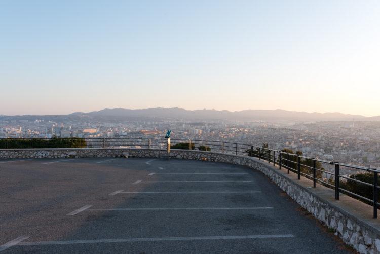 Anne Loubet | Marseille les collines | 2006-2020 | DEPUIS LA COLLINE DE NOTRE DAME DE LA GARDE