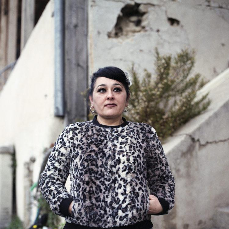 Élise Llinares | Littoral Marseille | 2017-2018 | Portrait de femme, quartier Beauséjour