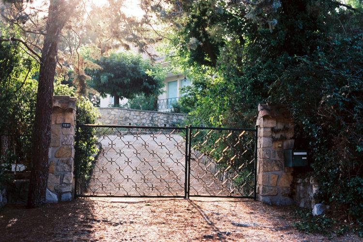 Sylvain Maestraggi | Autour d'Aix-en-Provence | 2012-2020 | Chemin de Fontfiguière, été 2012