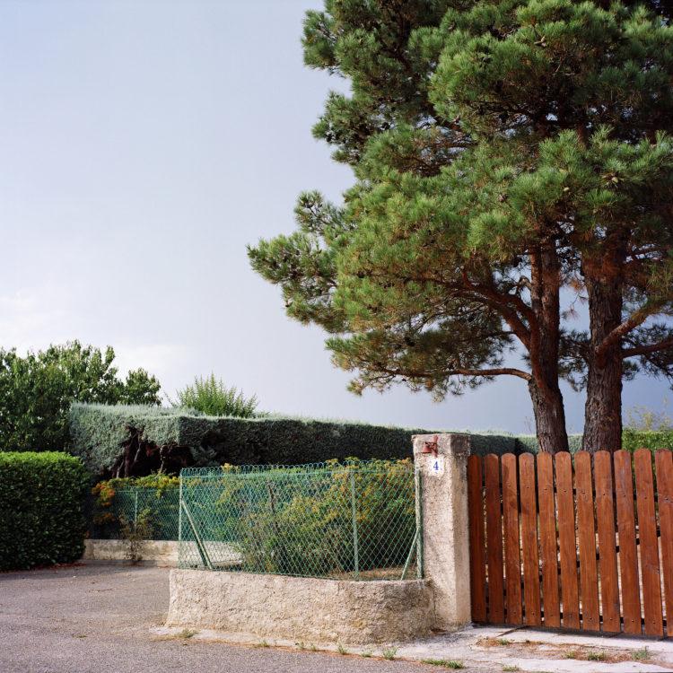 Sylvain Maestraggi | Autour d'Aix-en-Provence | 2012-2020 | Chemin de Verte-Campagne, Puyricard, été 2019