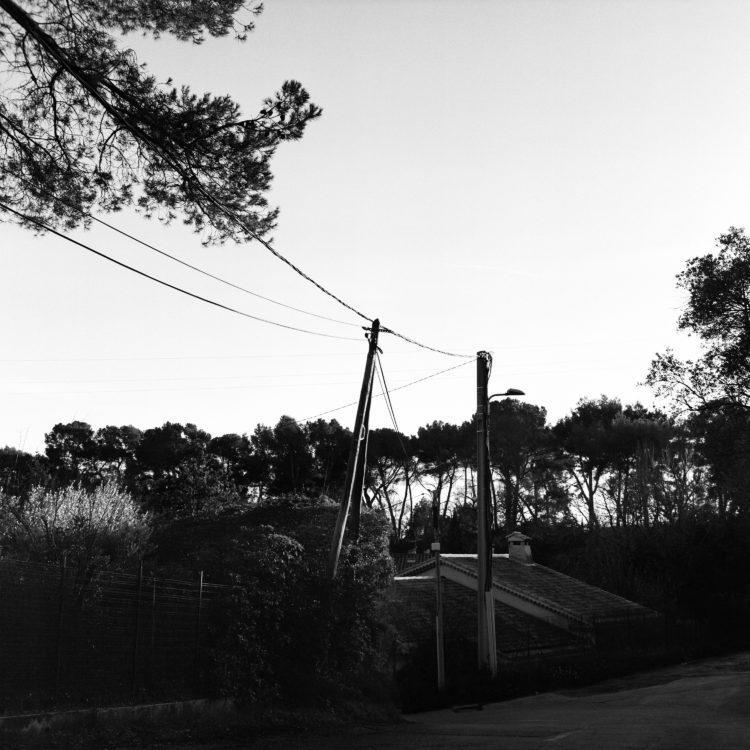 Sylvain Maestraggi | Autour d'Aix-en-Provence | 2012-2020 | Chemin Mouret, hiver 2020