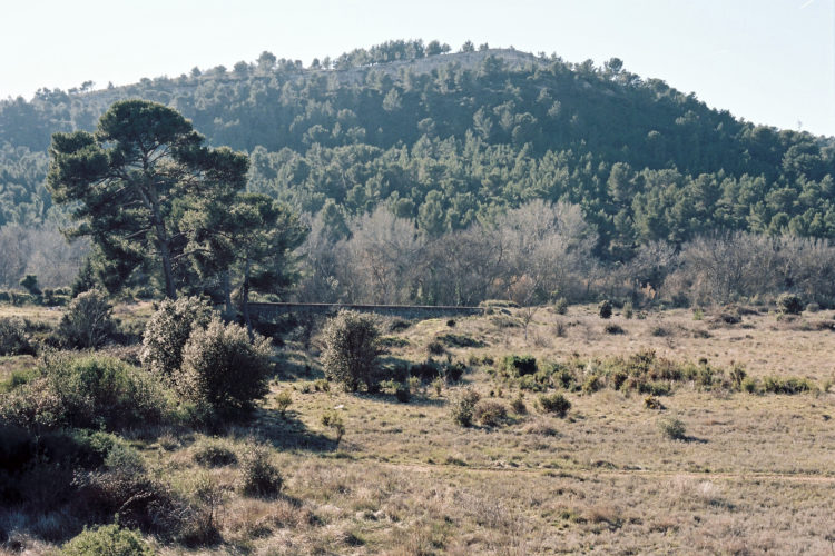 Sylvain Maestraggi | Suite départementale | 2012-2014 | Le Mauribas, vallée de l'Arc, Coudoux, 2013