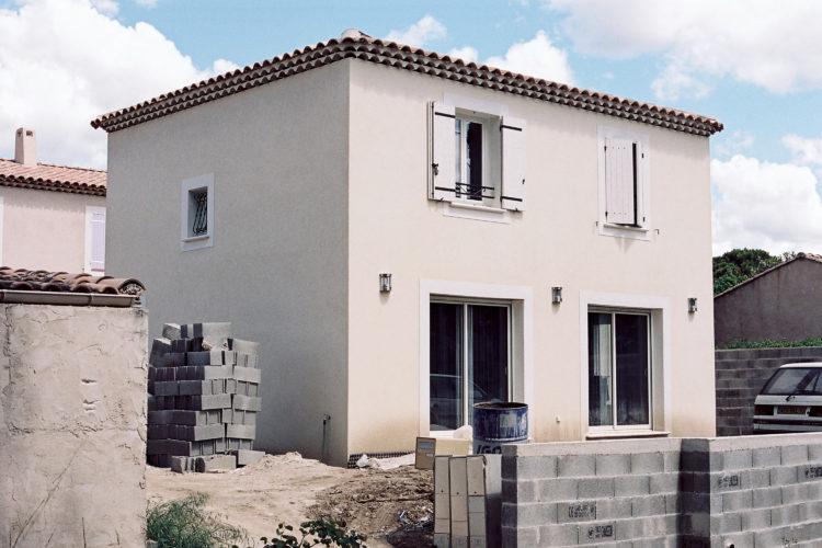 Sylvain Maestraggi | Suite départementale | 2012-2014 | Lotissement, La Fare-les-Oliviers, 2013