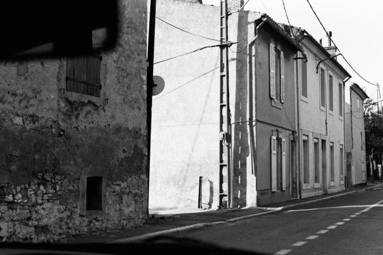 Sylvain Maestraggi | Suite départementale | 2012-2014 | Route de Berre, La Fare-les-Oliviers, 2012