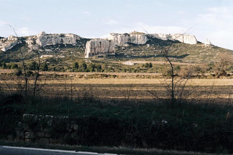 Sylvain Maestraggi | Suite départementale | 2012-2014 | Chaîne de la Fare, Lançon-de-Provence, 2013