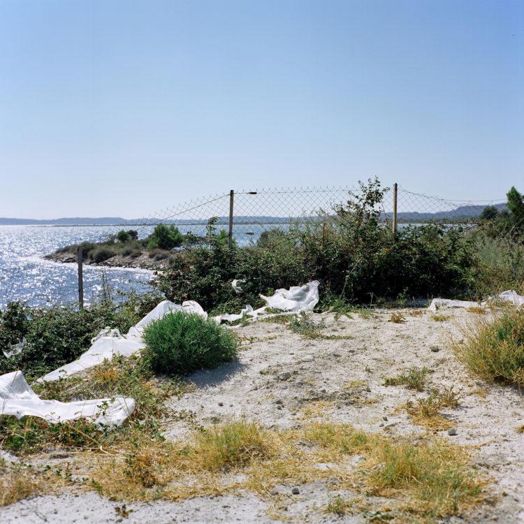Sylvain Maestraggi | Suite départementale | 2012-2014 | Centrale hydroélectrique, étang de Berre, Saint-Chamas, 2012