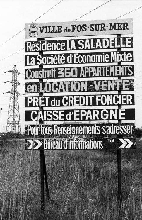 Fabrice Ney | Fos-sur-Mer : regard sur un quotidien localisé | 1977-1979 | Extrait du Fond FOS-SUR-MER - 1979 - . Série