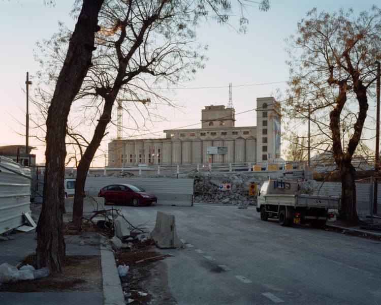 paysage urbain, documentaire