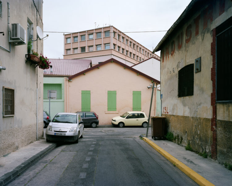 Philippe Piron   Arenc   2007-2008   paysage urbain, documentaire