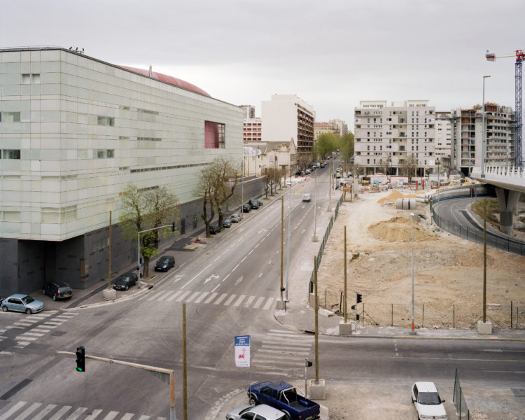 Philippe Piron | Arenc | 2007-2008 | paysage urbain, documentaire