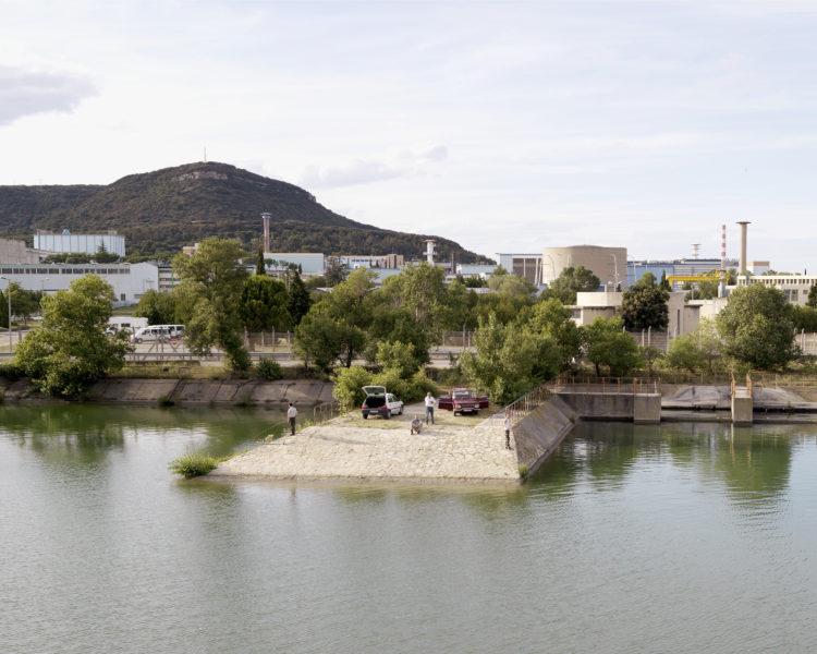 Bertrand Stofleth | Rhodanie | 2007-2015 | Rhodanie, Codolet, Centrale Nucléaire de Marcoule