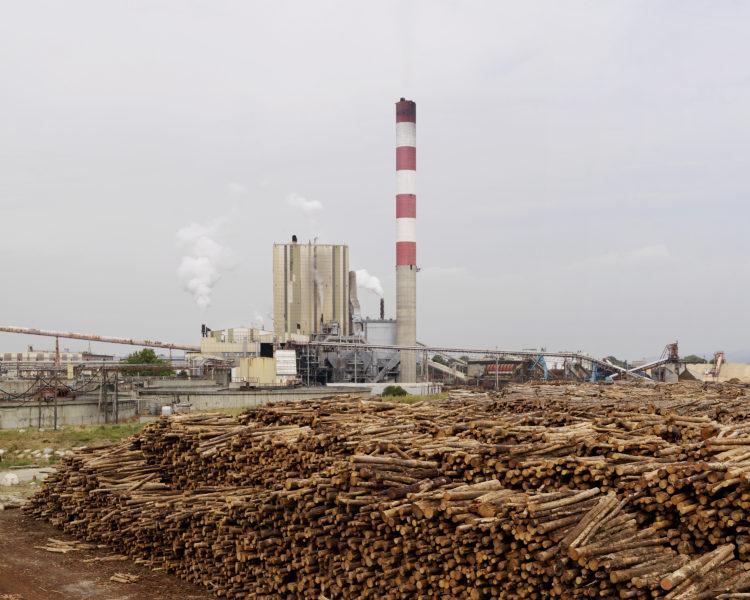 Bertrand Stofleth | Rhodanie | 2007-2015 | Rhodanie, Tarascon, usine de pâte à papier