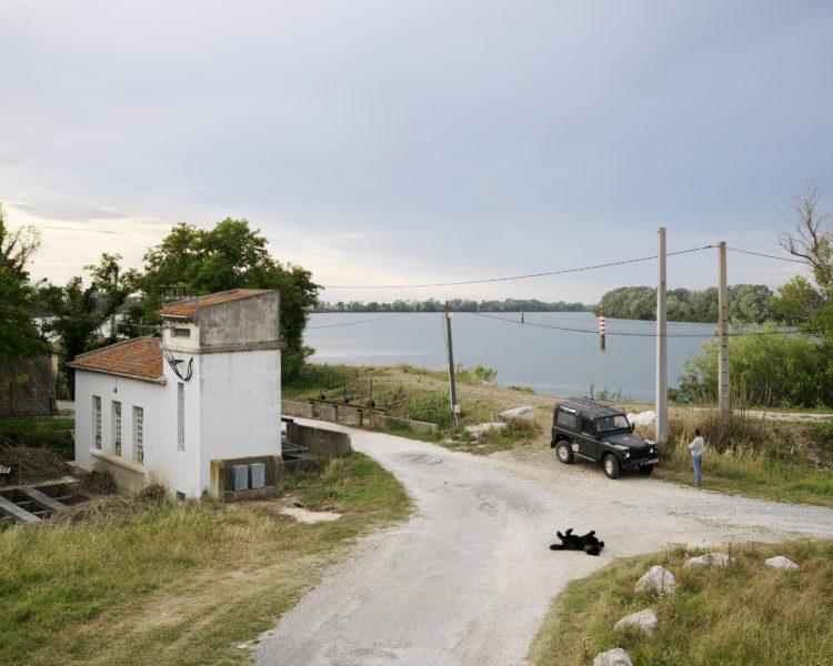 Bertrand Stofleth | Rhodanie | 2007-2015 | Rhodanie, salins de Giraud, station de pompage