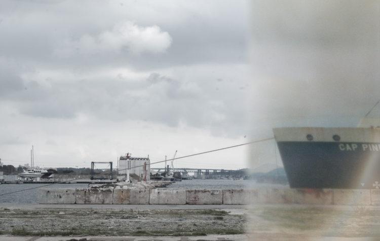Martial Verdier | Port-de-Bouc 150 ans – Archéologie d'une poétique de Port-de-Bouc | 2014-2016 | Port-de-BoucQuai des agglomères