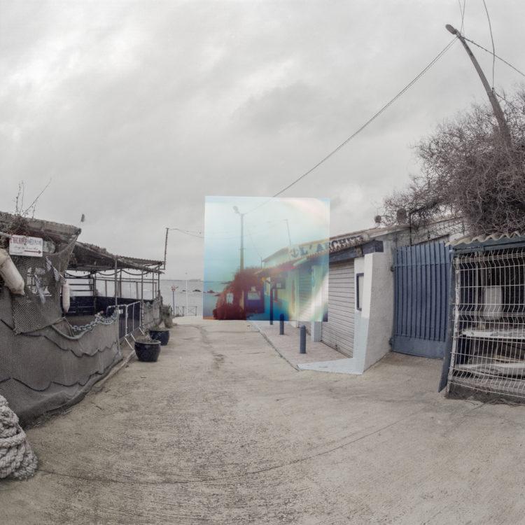Martial Verdier | Port-de-Bouc 150 ans – Archéologie d'une poétique de Port-de-Bouc | 2014-2016 | Port-de-Bouc  Vers la Plage des Combattants
