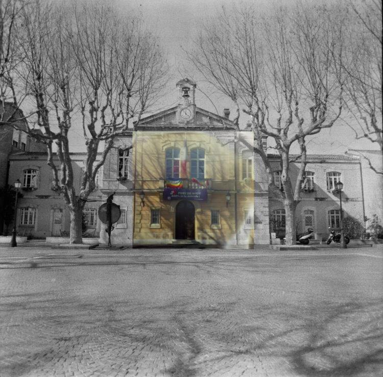 Martial Verdier | Port-de-Bouc 150 ans – Archéologie d'une poétique de Port-de-Bouc | 2014-2016 | Port-de-Bouc La Mairie, Cours Landrivon