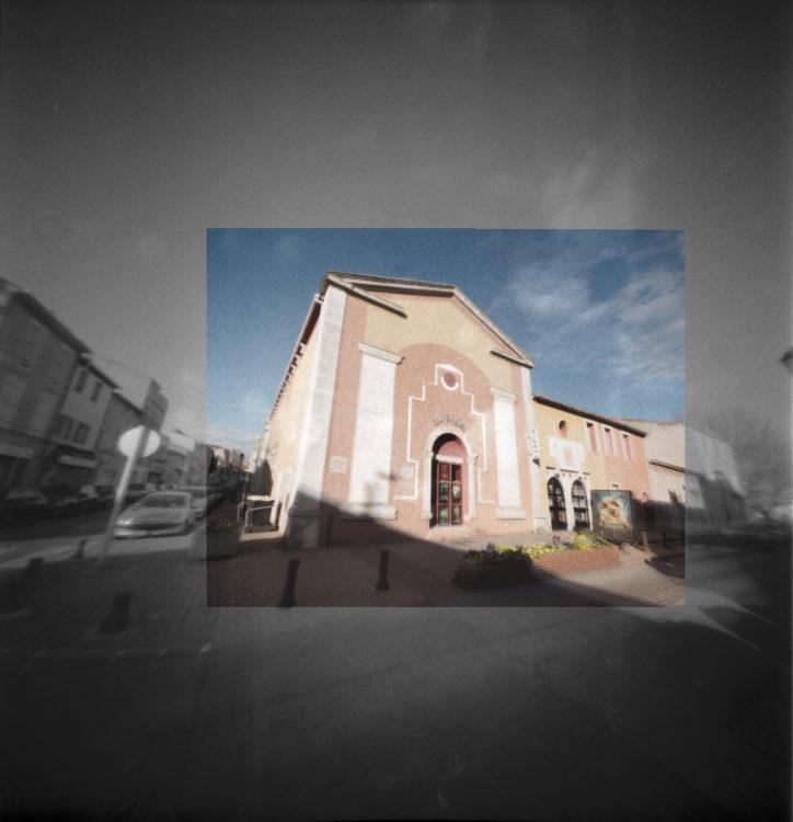 Martial Verdier | Port-de-Bouc 150 ans – Archéologie d'une poétique de Port-de-Bouc | 2014-2016 | Port-de-Bouc Cinéma Le Mélies
