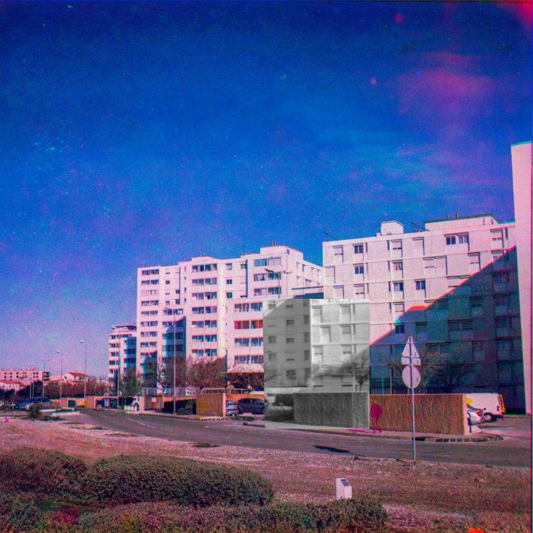 Martial Verdier | Port-de-Bouc 150 ans – Archéologie d'une poétique de Port-de-Bouc | 2014-2016 | Port-de-Bouc  Les Aigues douces, Cap d'Aiguades