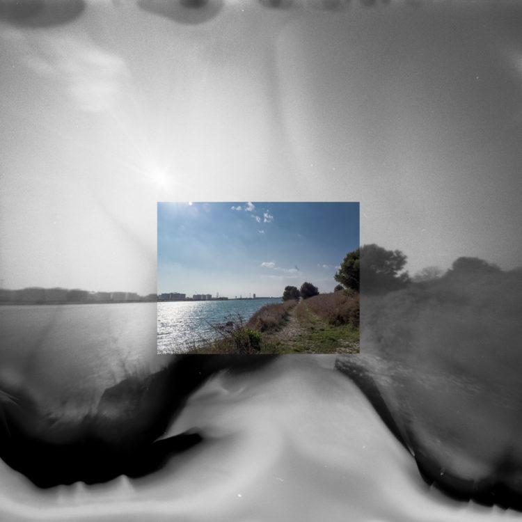 Martial Verdier | Port-de-Bouc 150 ans – Archéologie d'une poétique de Port-de-Bouc | 2014-2016 | Port-de-Bouc  Le long du chenal de Caronte