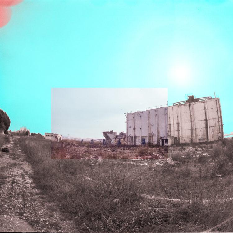 Martial Verdier | Port-de-Bouc 150 ans – Archéologie d'une poétique de Port-de-Bouc | 2014-2016 | Azur Chimie, le dernier fourPort-de-Bouc