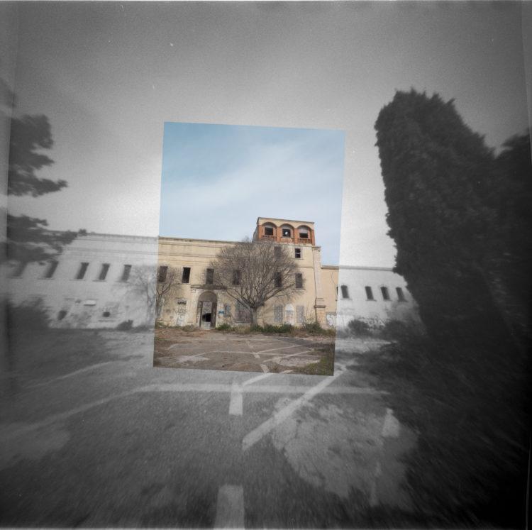 Martial Verdier | Port-de-Bouc 150 ans – Archéologie d'une poétique de Port-de-Bouc | 2014-2016 | Port-de-Bouc Le Chateau Vidal