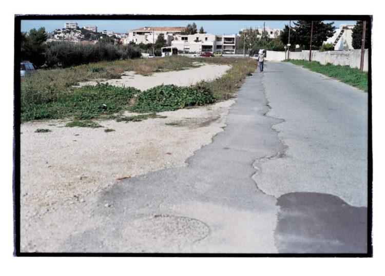 Vincent Bonnet | Des concertations (les mains sur la ville) | 2002-2004 | Traverse Le Mée | Boulevard Urbain Sud | Tronçon Roy d'Espagne-Parangon | 09/2002