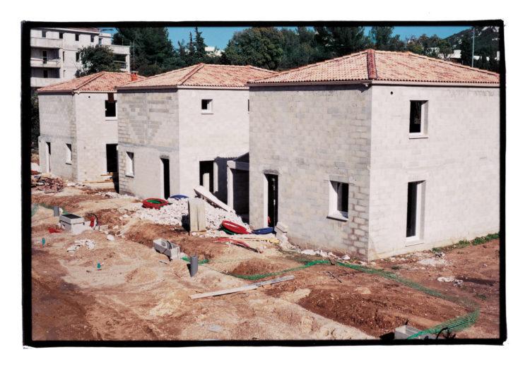 Vincent Bonnet | Des concertations (les mains sur la ville) | 2002-2004 | Vallon de Toulouse | Impasse Pélissier | Boulevard Urbain Sud | 01/2002