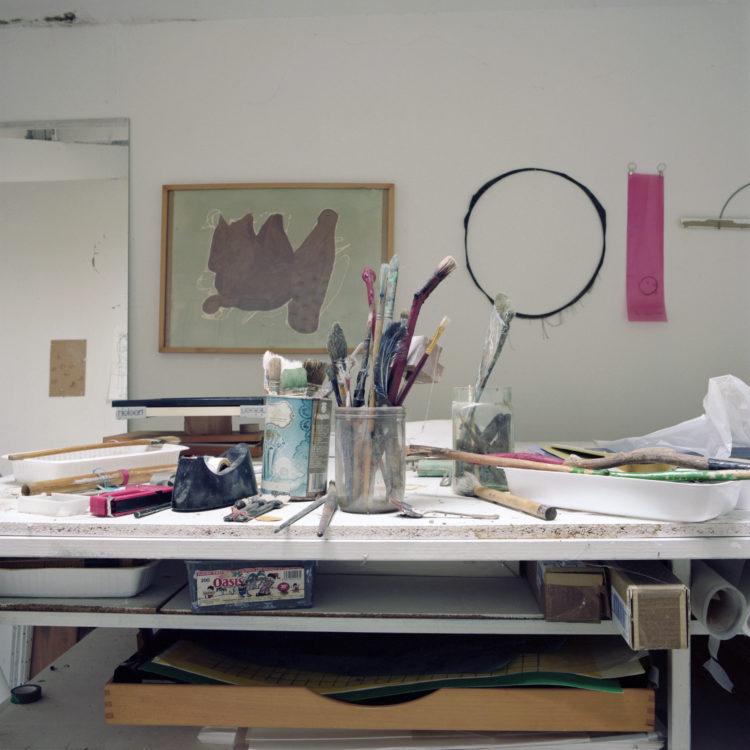 Suzanne Hetzel   7 saisons en Camargue   2013-2016   Atelier d'artistes de Jean-Marc Andrieu à Manduel, 2015