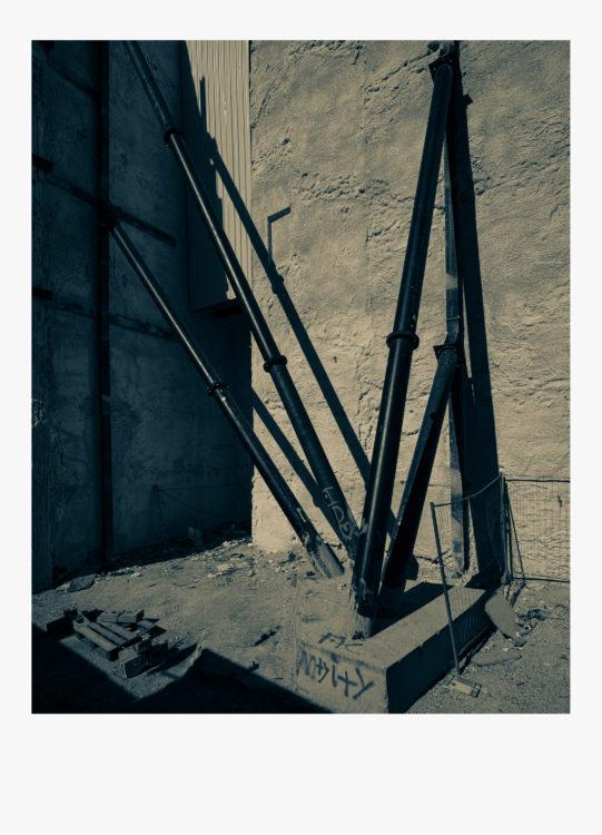Olivier Monge | Marseille, topologie d'un péril imminent | 2018-2019 | Olivier Monge/ MYOP, Marseille Topologie d'un péril imminent, 15 rue de la fare 13001