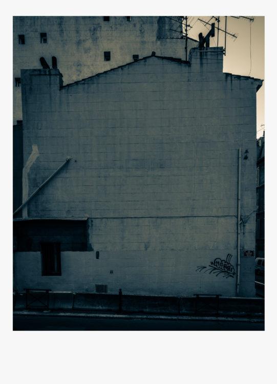 Olivier Monge | Marseille, topologie d'un péril imminent | 2018-2019 | Olivier Monge/ MYOP, Marseille Topologie d'un péril imminent,  20 rue d'Anvers 13001