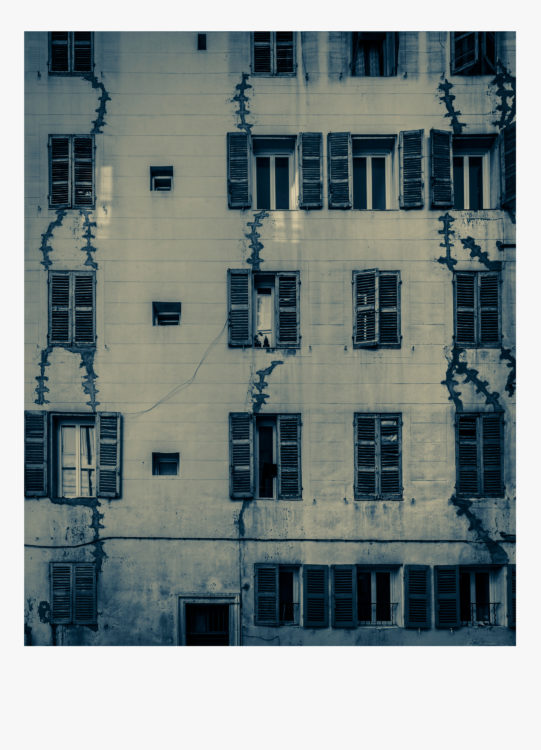 Olivier Monge | Marseille, topologie d'un péril imminent | 2018-2019 | Olivier Monge/ MYOP, Marseille Topologie d'un péril imminent,  1 rue Lafayette 13001