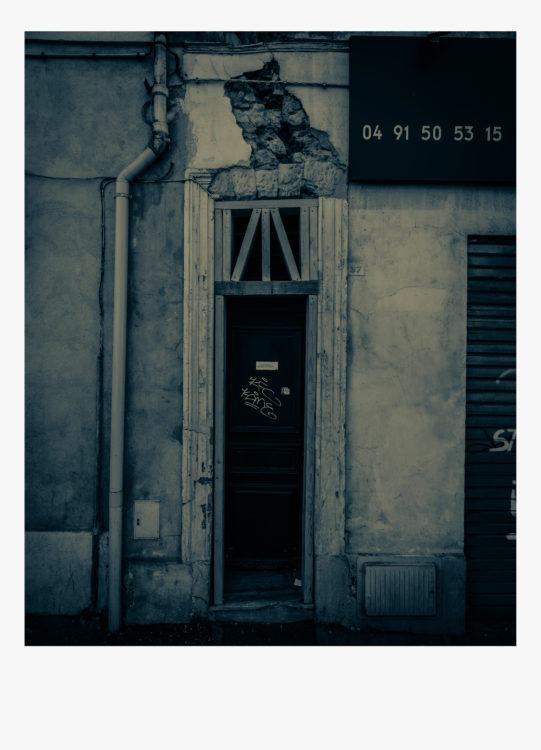 Olivier Monge | Marseille, topologie d'un péril imminent | 2018-2019 | Olivier Monge/ MYOP, Marseille Topologie d'un péril imminent,  37 rue Clovis Hugues 13003