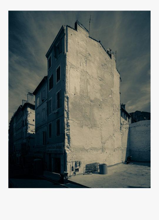 Olivier Monge | Marseille, topologie d'un péril imminent | 2018-2019 | Olivier Monge/ MYOP, Marseille Topologie d'un péril imminent,  63-65 rue d'Aubagne 13001