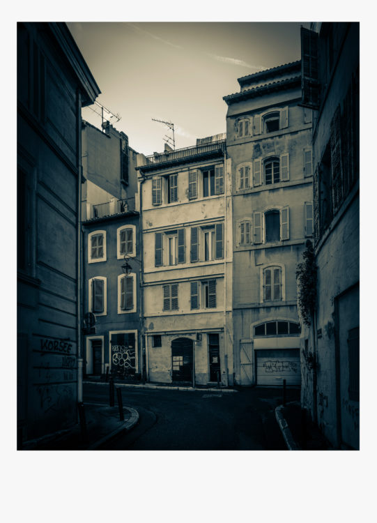 Olivier Monge | Marseille, topologie d'un péril imminent | 2018-2019 | Olivier Monge/ MYOP, Marseille Topologie d'un péril imminent,  7 rue saint Antoine 13002