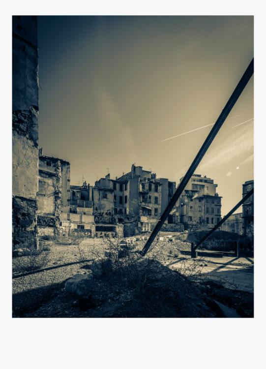 Olivier Monge | Marseille, topologie d'un péril imminent | 2018-2019 | Olivier Monge/ MYOP, Marseille Topologie d'un péril imminent,  28 rue de la Joliette 13002