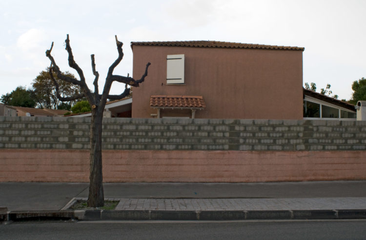 Morgane Guiard   Les murs montent   2012-2013