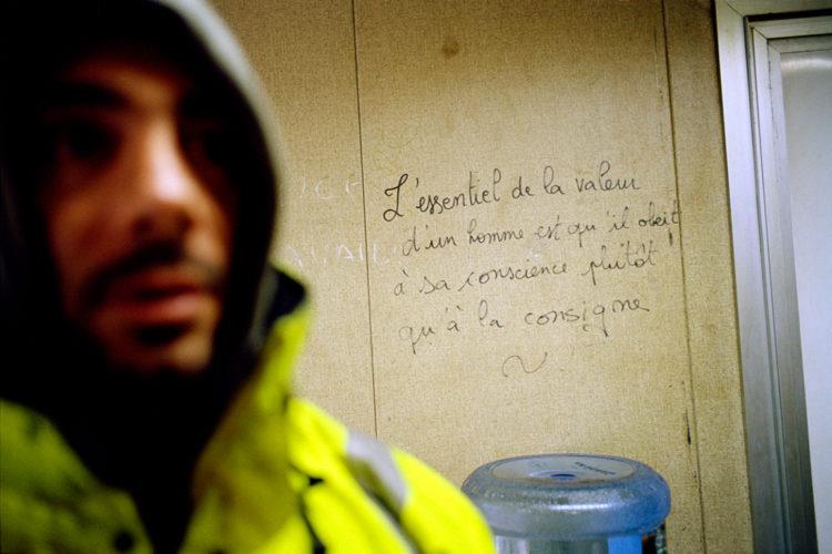 Christophe Negrel | Au cœur des dockers | 2007